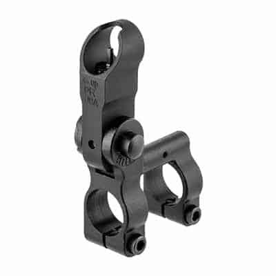 Ar15 Flipup Rail Mount Front Sight Precision Reflex Inc And Vulcan Suppressor Pouch Coletac Llc