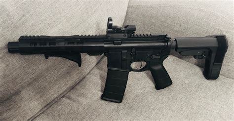 Ar15 Over Handgun And Arrested With A Loaded Handgun In Sc And Dui
