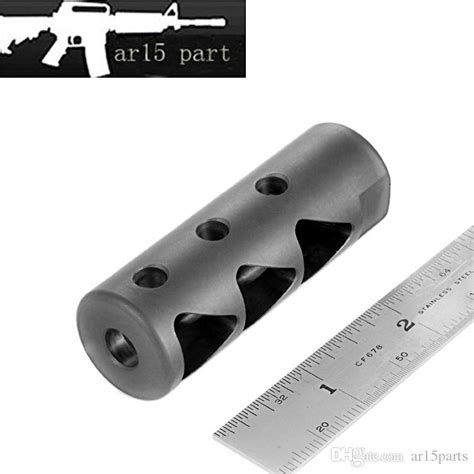 Ar15 Part Model M4 Ar15 308 7 62 5 8x24 Muzzle Brake And Wilhelm Arms And Optics Christchurch Featured Items