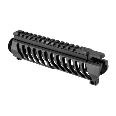 Ar15 Stripped Billet Upper Receiver Black Brownells Co Uk And Magpul Moe Sl Collapsible Stock