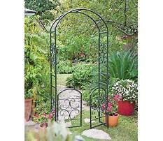 Best Arbors garden