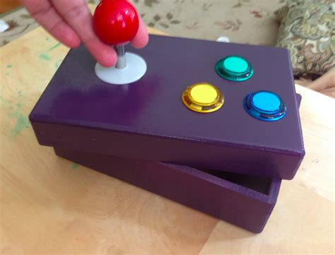 Arcade Joystick Box Diy
