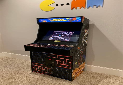 Arcade-Cabinet-Build-Plans