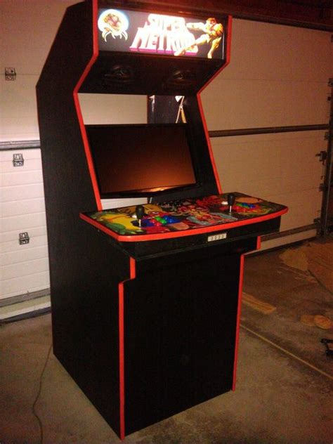 Arcade-Cabinet-Plans-Lcd-Monitor