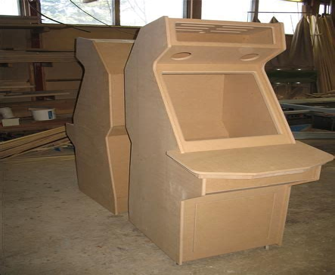 Arcade-Cnc-Plans
