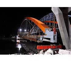 Best Arch bridge construction process