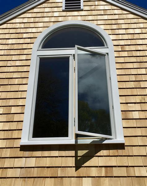 Arched Exterior Window Moulding Images