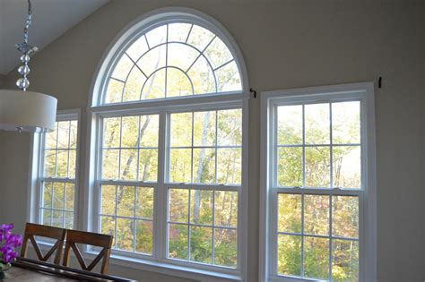 Arched Window Casings Crossword
