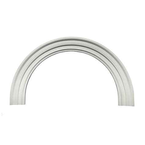 Arched Window Trim Home Depot