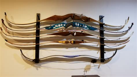 Archery Bow Rack Plans