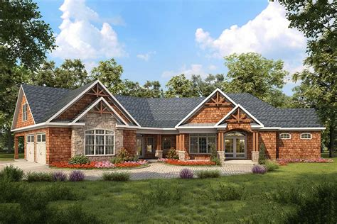 Architectural Design Craftsman Home Plans