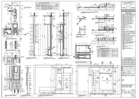 Architectural-Woodwork-Shop-Drawings