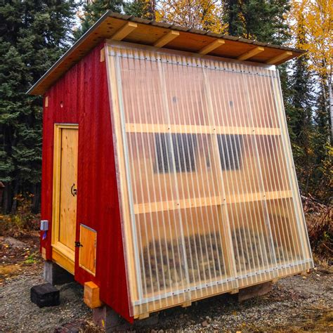 Arctic-Chicken-Coop-Plans