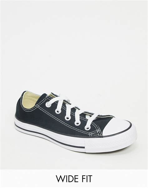 Are Converse Sneakers Wide