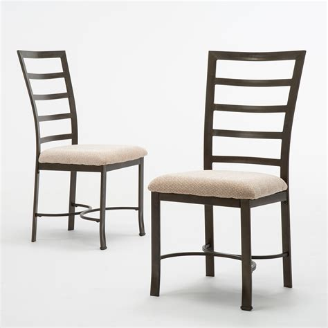 Are Metal Dining Chairs Comfortable