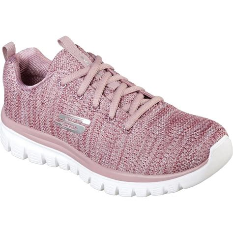 Are Skechers Graceful Twisted Fortune Sneaker Classic Fit Skechers