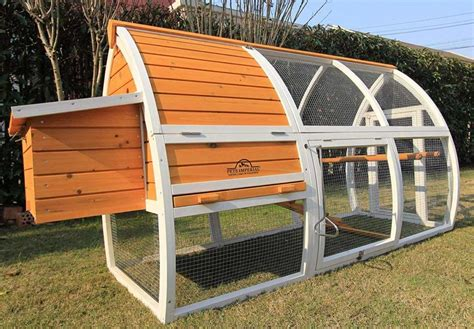 Ark Chicken Coop Plans