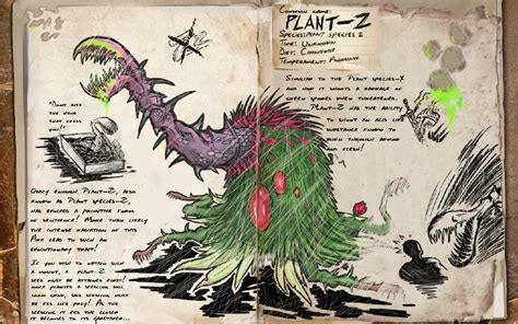 Ark Survival Evolved Plant Species Z Seed