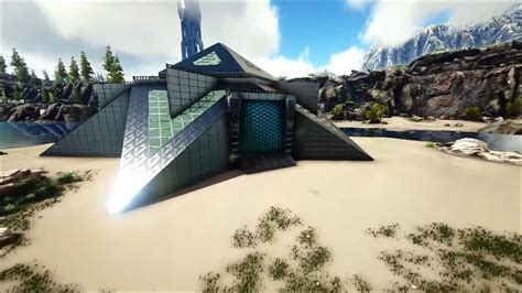 Ark Survival Metal Building Plans