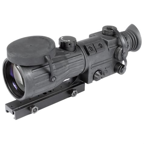 Armasight Orion 5x Gen 1 Night Vision Rifle Scope Review.