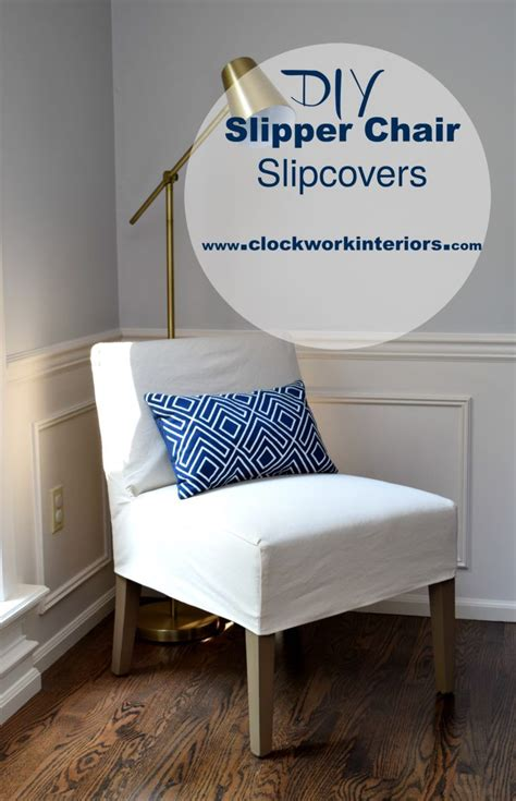 Armless Chair Slipcover Diy School
