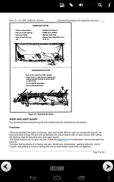 Army Survival Guide And Mpx Barrel