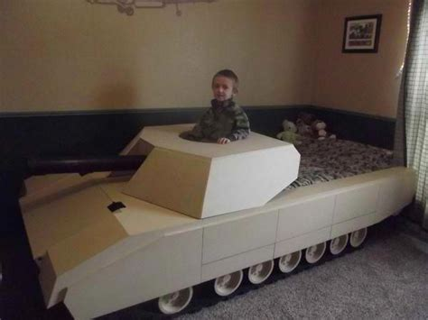 Army-Tank-Bed-Plans