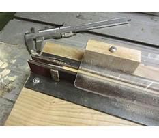 Best Arrow shaft tapering jig