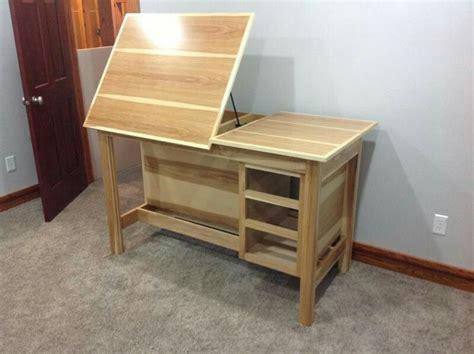 Art-Desk-Plans