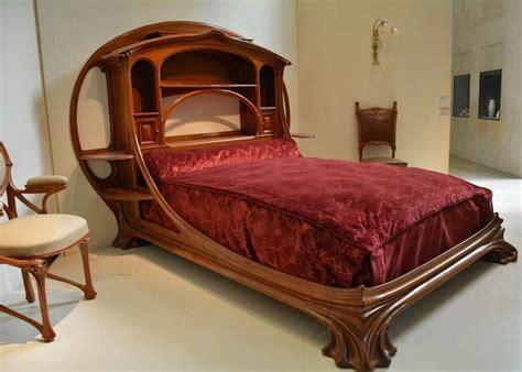 Art-Nouveau-Bed-Plans