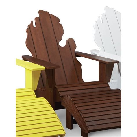 Art-Van-Michigan-Adirondack-Chair
