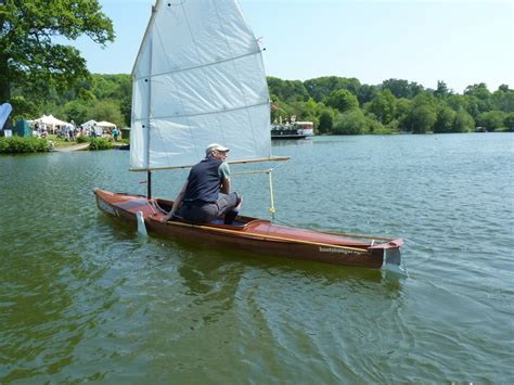 Artemis Sailing Canoe Plans