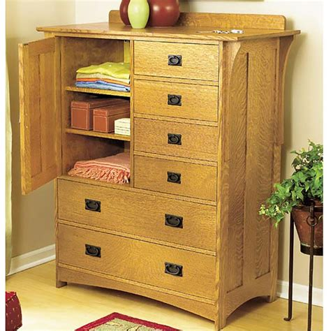 Arts And Crafts Dresser Plans
