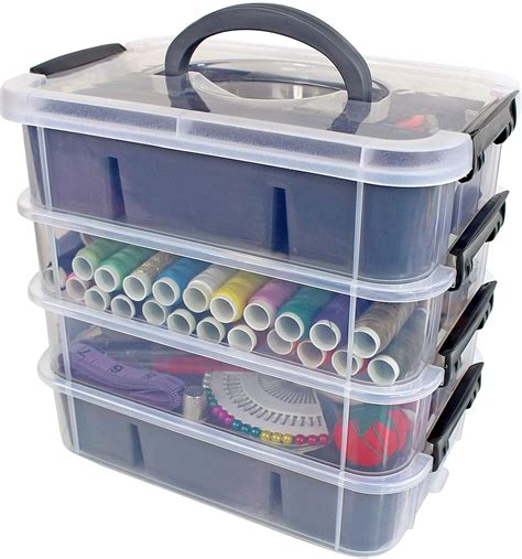 Arts And Crafts Plastic Storage