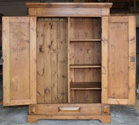 Arts-And-Crafts-Armoire-Plans
