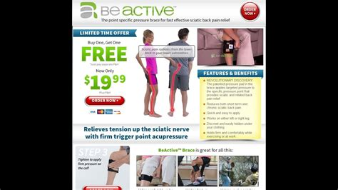 As Seen On Tv Low Back Pain Relief Commercial And Back Pain Relief Nsaids