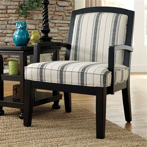 Ashley Alenya Quartz Accent Chair