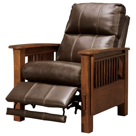 Ashley Highlegleather Recliner