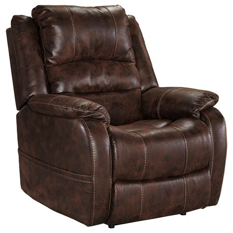 Ashley Recliner With Lumbar