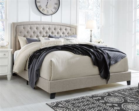 Ashley Upholstered Bed
