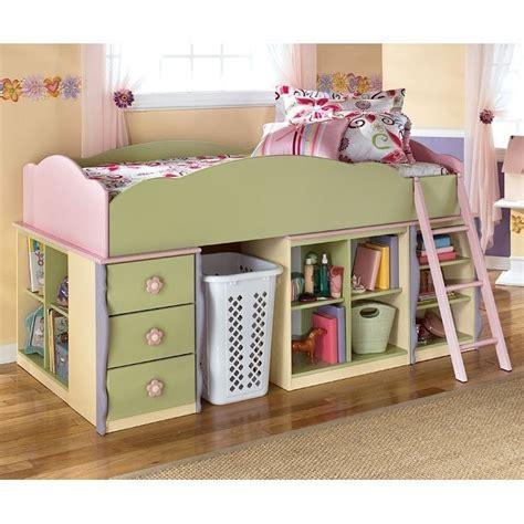 Ashley-Dollhouse-Loft-Bed