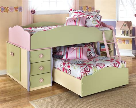 Ashley-Furniture-Dollhouse-Loft-Bedroom-Set