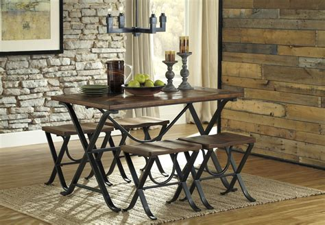 Ashley-Furniture-Industrial-Dining-Table