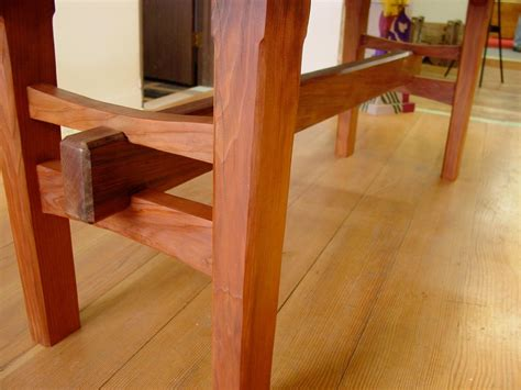 Asian Woodwork Free Furniture Plans Table
