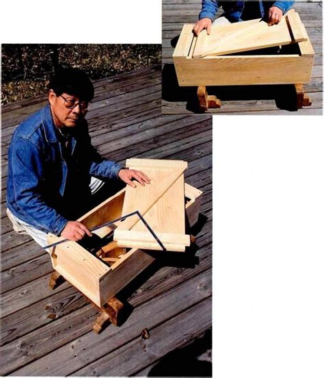 Asian Woodwork Plans For Kids
