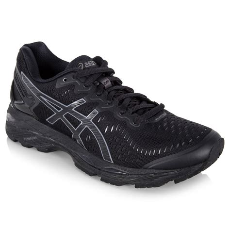 Asics Black Sneakers Womens