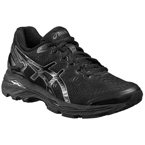 Asics Black Womens Sneakers