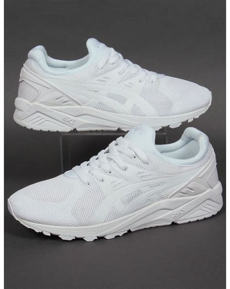 Asics Gel Kayano Evo White Sneakers