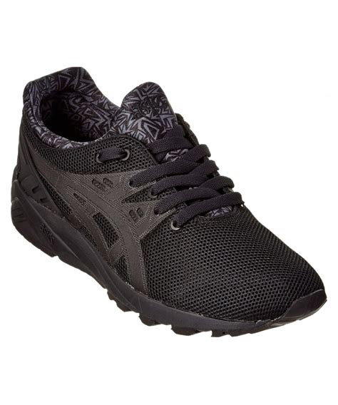 Asics Gel Kayano Men Round Toe Synthetic India Ink Sneakers