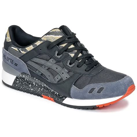 Asics Gel Lyte Iii Sneakers Leather For Women